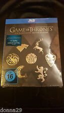 Game Of Thrones Series 3 Complete Blu-ray 5-Disc Set Exclusive Digipack New&Seal
