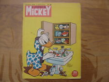1956 Le Journal de MICKEY nouvelle serie numero 196