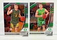 Payton Pritchard 2 Card ROOKIE Lot 2020 Panini Prizm Draft Picks Cards Celtics