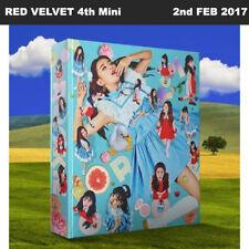 RED VELVET ROOKIE 4th Mini Album CD+Photo Book+Card