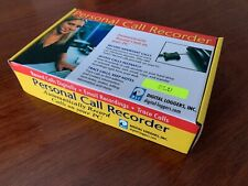 Digital Loggers Dl-personal-logger Call Recorder With Software