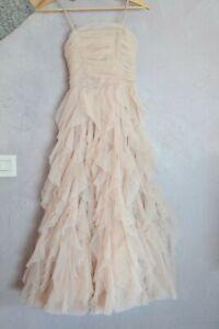 robe enchanteresse Naf Naf Taille 8 ans -Bridesmaid Dress