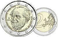 Griechenland 2 Euro 2019 Andreas Kalvos Gedenkmünze bankfrisch