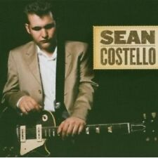 SEAN COSTELLO - SEAN COSTELLO CD ROCK 13 TRACKS NEU