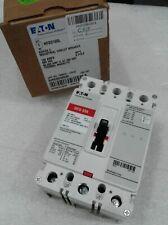 Hfd3100l Cutler Hammer 3pole 100amp 600v Circuit Breaker New In Box