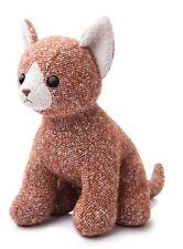 "Aurora Fabbies Nutmeg Cat Soft Toy 11"" 60621"