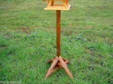 Vogelhausständer 4 Beinig Stable Support Nichoir Bois Mangeoire 120 Ø 8 Cm