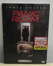 PANIC ROOM DVD 2002 SUPERBIT COLLECTION~JODIE FOSTER JARED LETO FOREST WHITAKER