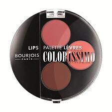 Bourjois Colorissimo Lip Palette (04 Nudes Dandy) 1.8g