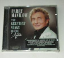 #  BARRY MANILOW - THE GREATEST SONGS OF THE FIFTIES  -  CD NUOVO SIGILLATO -