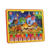 Animal Concert Early Childhood Learning Machine Kids Music Learning Tablet R1BO