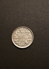 1902 Canada 5 Cents Coin