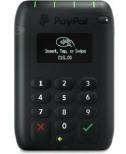 Paypal Here Credit Card Reader Mobile Bluetooth Payment Chip & PIN Tap and Go