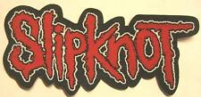 "Slipknot écusson/patch # 39 ""Logo"" - 10x5cm"