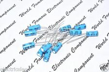 20pcs - MARCON 4.7uF(4,7µF) 25V Radial Electrolytic Capacitor - CE04W1E4R7MD