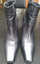 LILLEY AND SKINNER Leather Boots / Shoes in Size UK 7