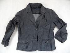 CLOSED leichter dark blue Jeansblazer DELWYN Gr. S TOP BI718