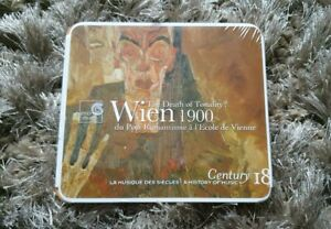 WIEN 1900: The Death Of Tonality? - Classical - New/Sealed CD 2005