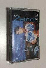 ORIGINAL CASSETTE EDITION MC K7 RENATO ZERO AMORE DOPO AMORE 1998 SONY FONOPOLI