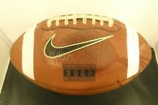 NCAA College Football Game Used Nike Ball Penn State From Penn State