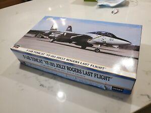 Hasegawa F-14B Tomcat Model