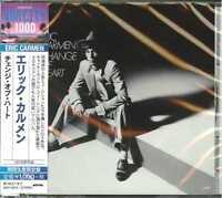 ERIC CARMEN-CHANGE OF HEART-JAPAN CD BONUS TRACK Ltd/Ed B63