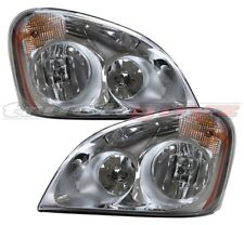 2008-2013 Freightliner Cascadia Commercial Truck OE Style Headlight PAIR