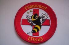 Aufnäher/Patch  Fliegerarzt LTG 63 der Bundeswehr ca 10 cm
