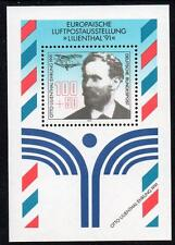"""GERMANY MNH 1991 SGMS2408  Airmail Exhibition """"LILIENTHAL '91"""""""