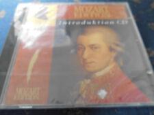 MOZART EDITION Introduktion CD Klassik CD 14 Tracks NEU+foliert!!!