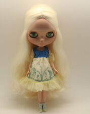 """Takara 12"""" Neo Blythe Tanned Skin Nude Doll from Factory Tby70"""