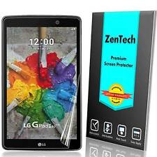 2X ZenTech® Clear Screen Protector Guard Shield Armor Saver For LG G Pad X 8.0
