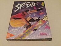 Skate or Die (Commodore 64/128, 1990) 1990 variant COMPLETE
