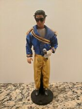 "Michael Jackson 12"" Figure 1984 With Glove + Sunglasses + Microphone + Stand"