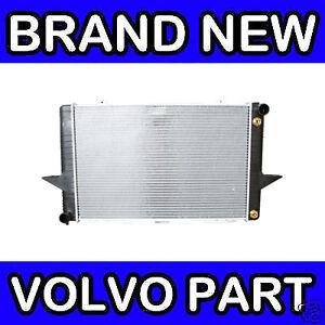 Volvo 850, S70, V70 (-98) (Manual with Turbo) Radiator