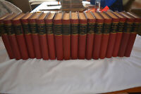 The Novels of Balzac, Set of 17 HC Books, 1898-1899, Gebbie Publishing, VG