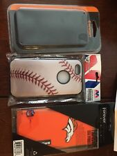 iphone 6 And 6 Plus. Covers baseball/ Denver Broncos