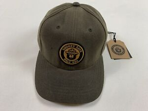 FILSON SMOKEY BEAR LOGGER CAP ROOT ONE SIZE LIMITED EDITION NWT