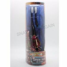 DOCTOR WHO SUPREME DALEK SONIC POWERED TOOTHBRUSH WITH SPAR BRUSH HEAD DR WHO