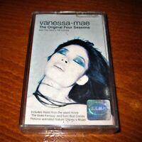 Vanessa-Mae - The Original Four Seasons MADE IN BULGARIA CASSETTE 1998 New Rare