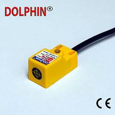 Square Shape proximity switch / sensor 18x18x36 mm NPN NC  Make - Dolphin