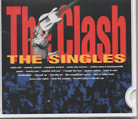 The Clash The Singles CD NEU limited Pur Edition 19 Songs incl. London calling