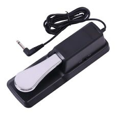 General Piano Keyboard Sustain Pedal Foot Pedal for All Electronic Digital Piano