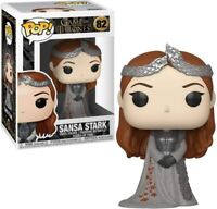 POP TV: GoT - Sansa Stark Funko POP! Vinyl Figure Game of Thrones # 82