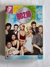 Beverly Hills 90210 Complete Series 5 Dvd Box Set R2
