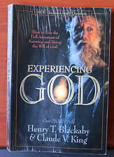 Experiencing God : How to Live the Full . . .by Blackaby & King 1998 PB Theology