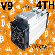 SHIPS NOW! - Bitmain Antminer V9 4TH Bitcoin Miner Warranty BTC BCH not S5 S7 S9