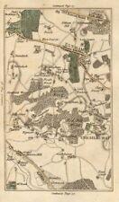 BROMLEY Eltham Chislehurst Shooter's Hill Petts Wood Blackheath Park 1786 map