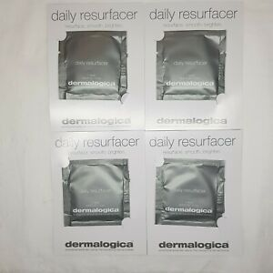 Dermalogica Daily Resurfacer Exfoliating Pads / x4 sealed