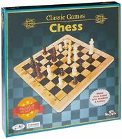 Kids Toys Shuffle Classic Wooden Chess Boys Board Game Child Christmas Gift Idea